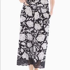 Soma Intimates Floral Cool Nights Pajama Pants S